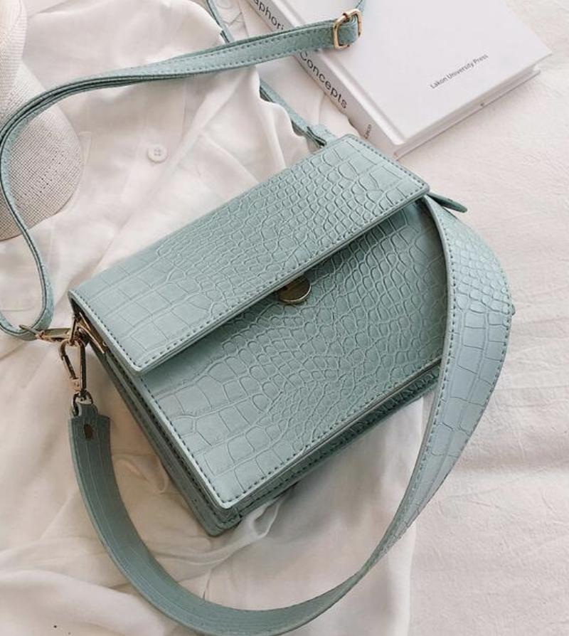 Olivia taske – Grøn