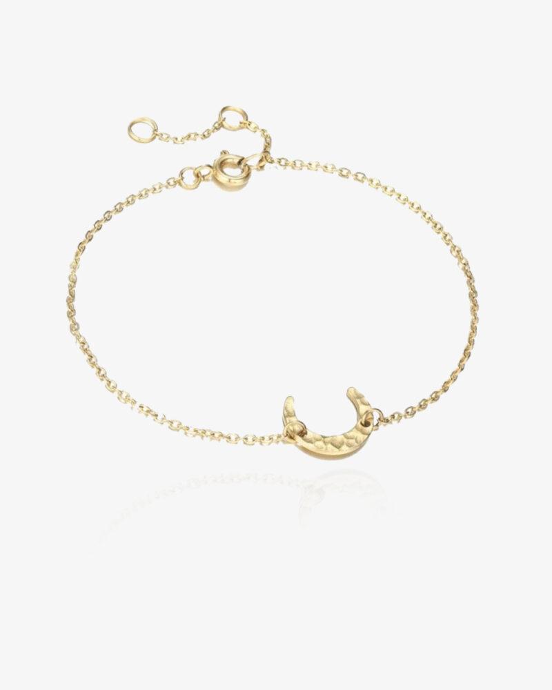Moon – guld armbånd
