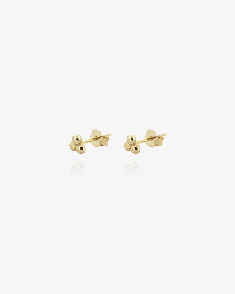 Tripple – Guld ørestikkere
