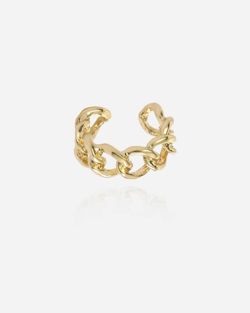 Chunky – Guld ring