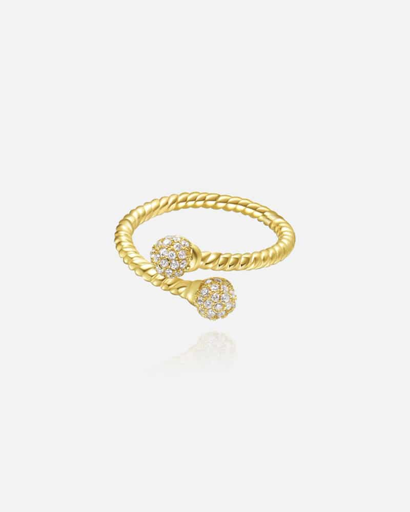 Elisa – Guld ring