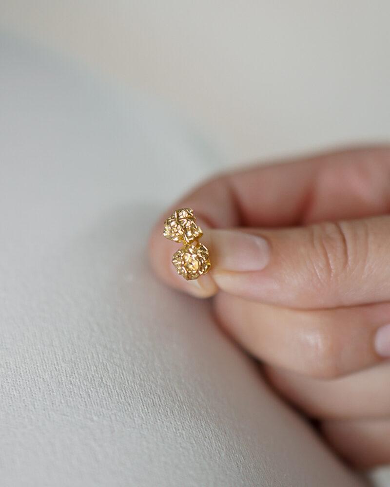 Vaya – Guld øreringe