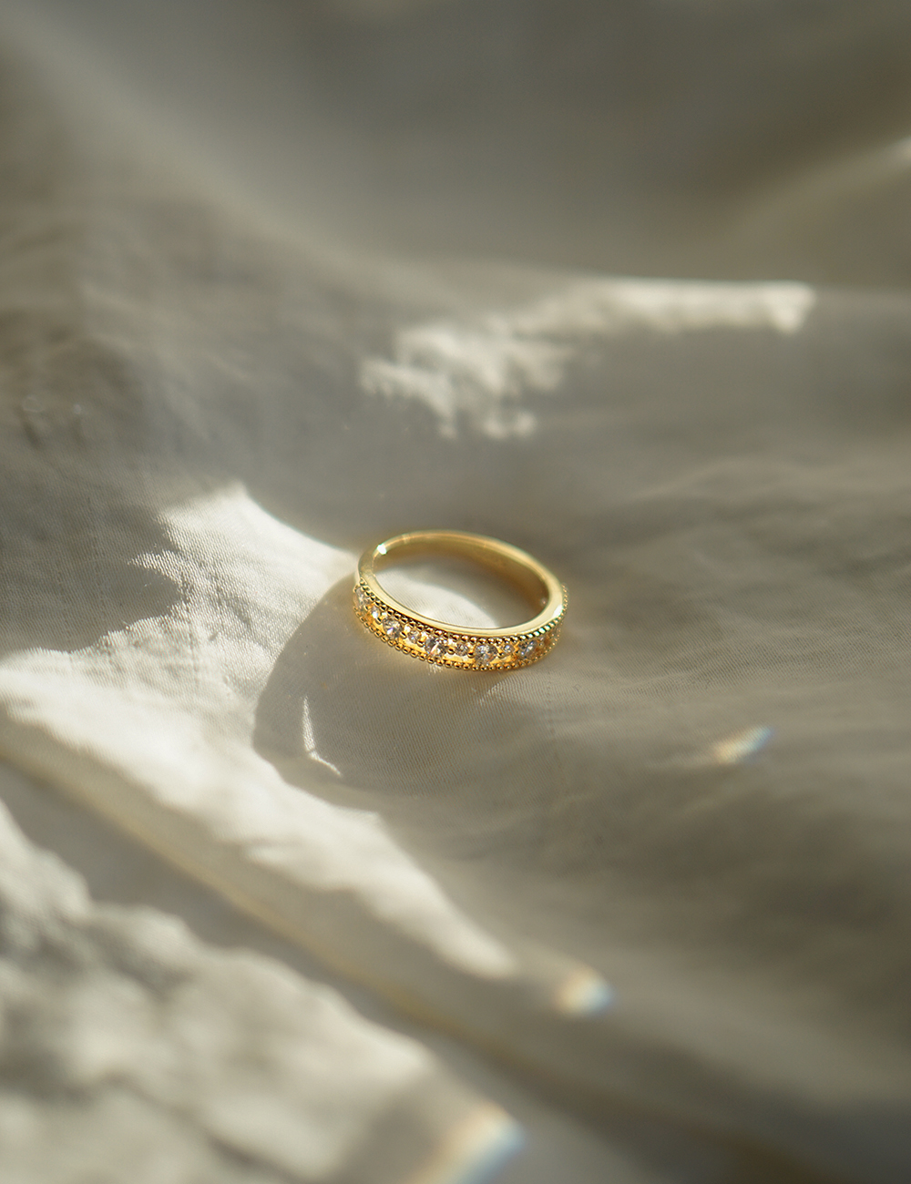Camille – Guld ring