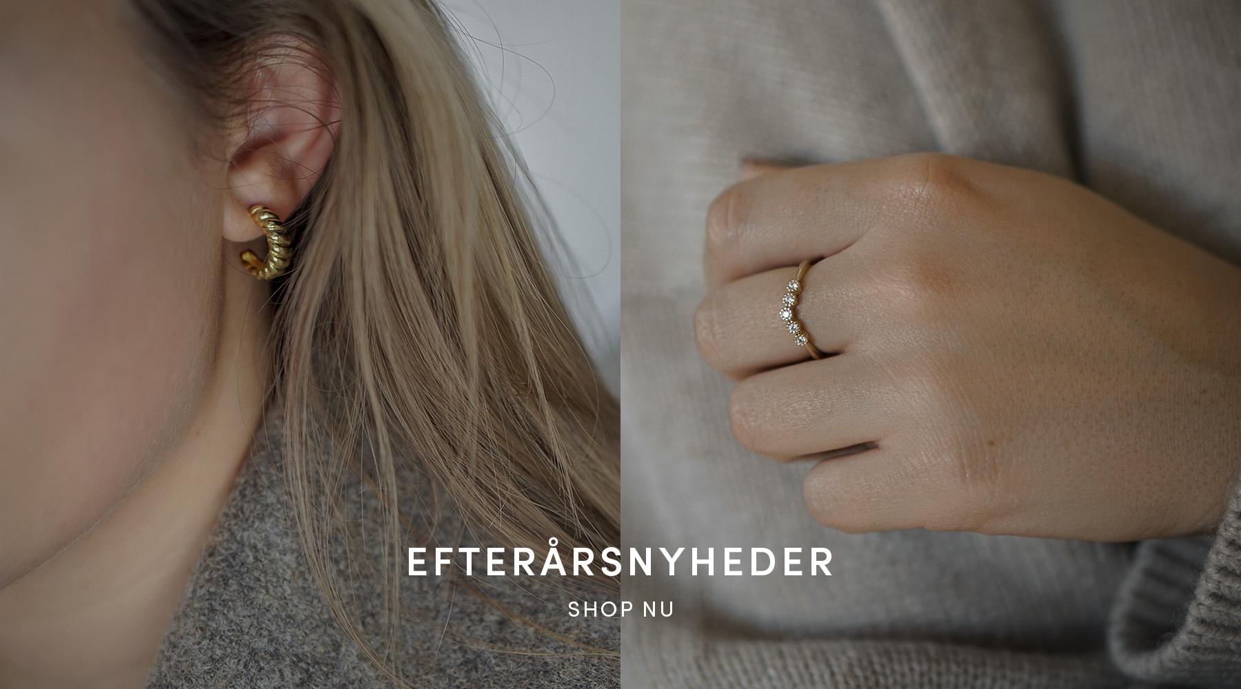 Moderne smykker til kvinder