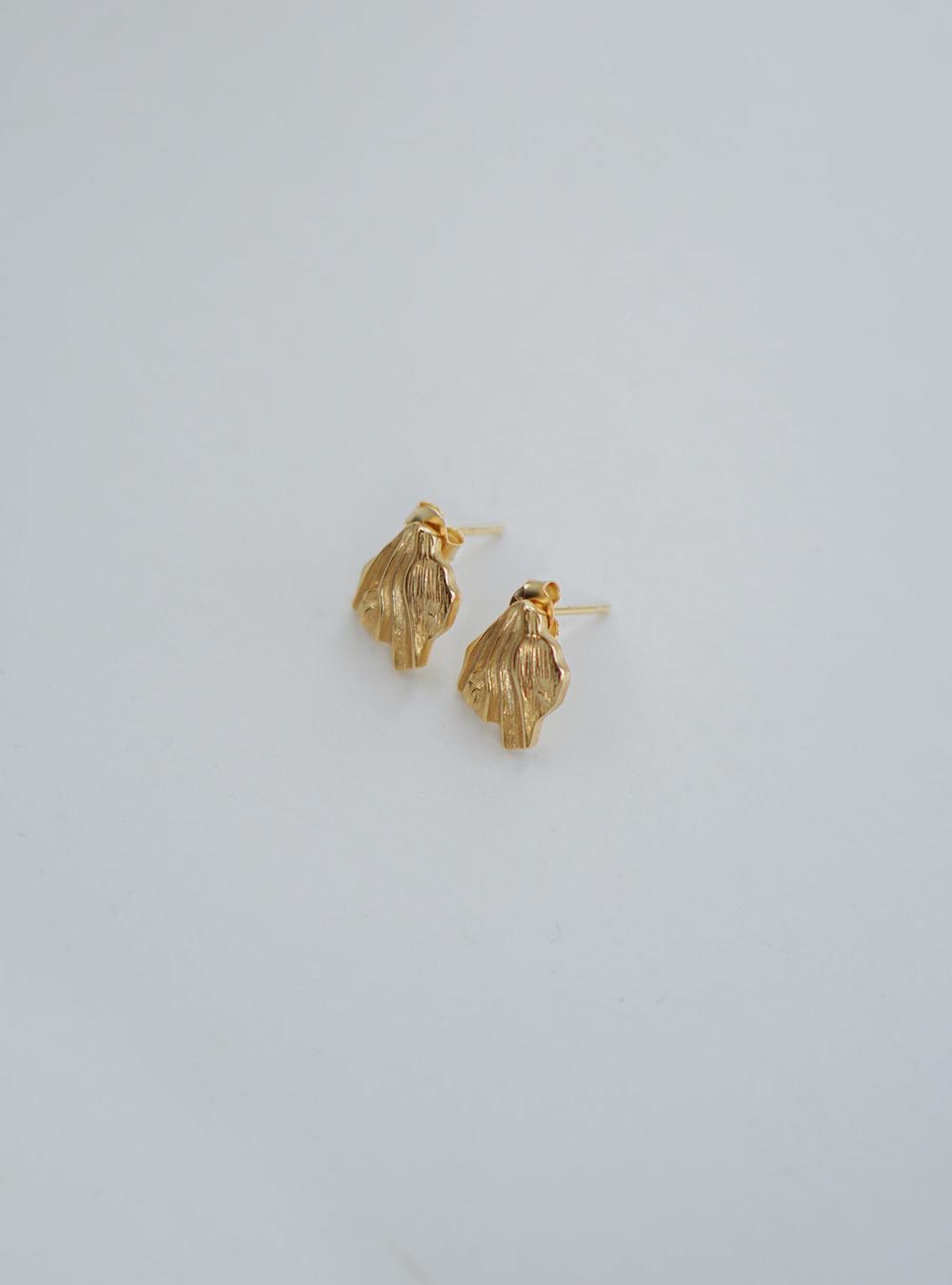 Elma – Guld øreringe
