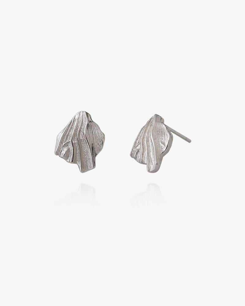 Elma – Sølv øreringe