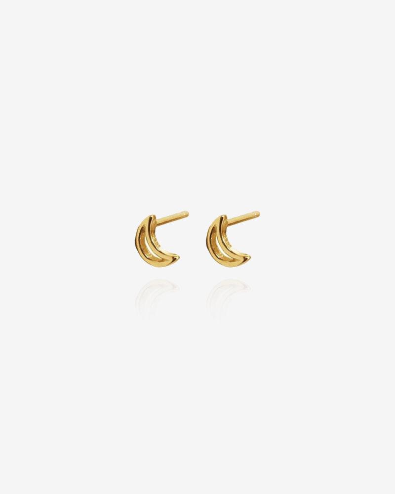 Moon – Guld ørestikkere