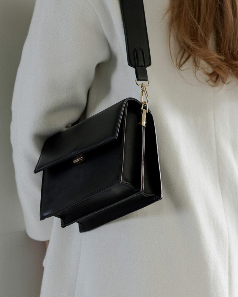 Elisa taske – Sort