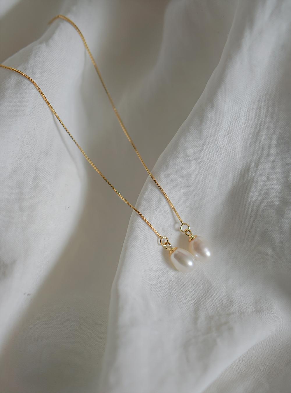Grace – Guld øreringe