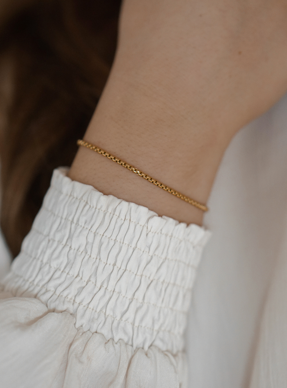 Mariah – Guld armbånd