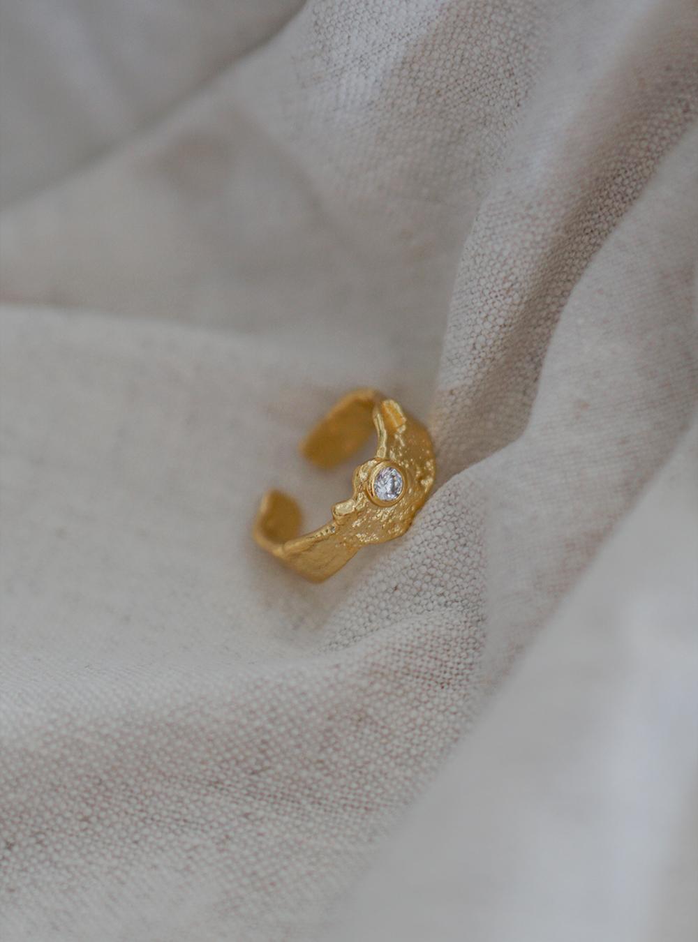 Aria – Guld ring