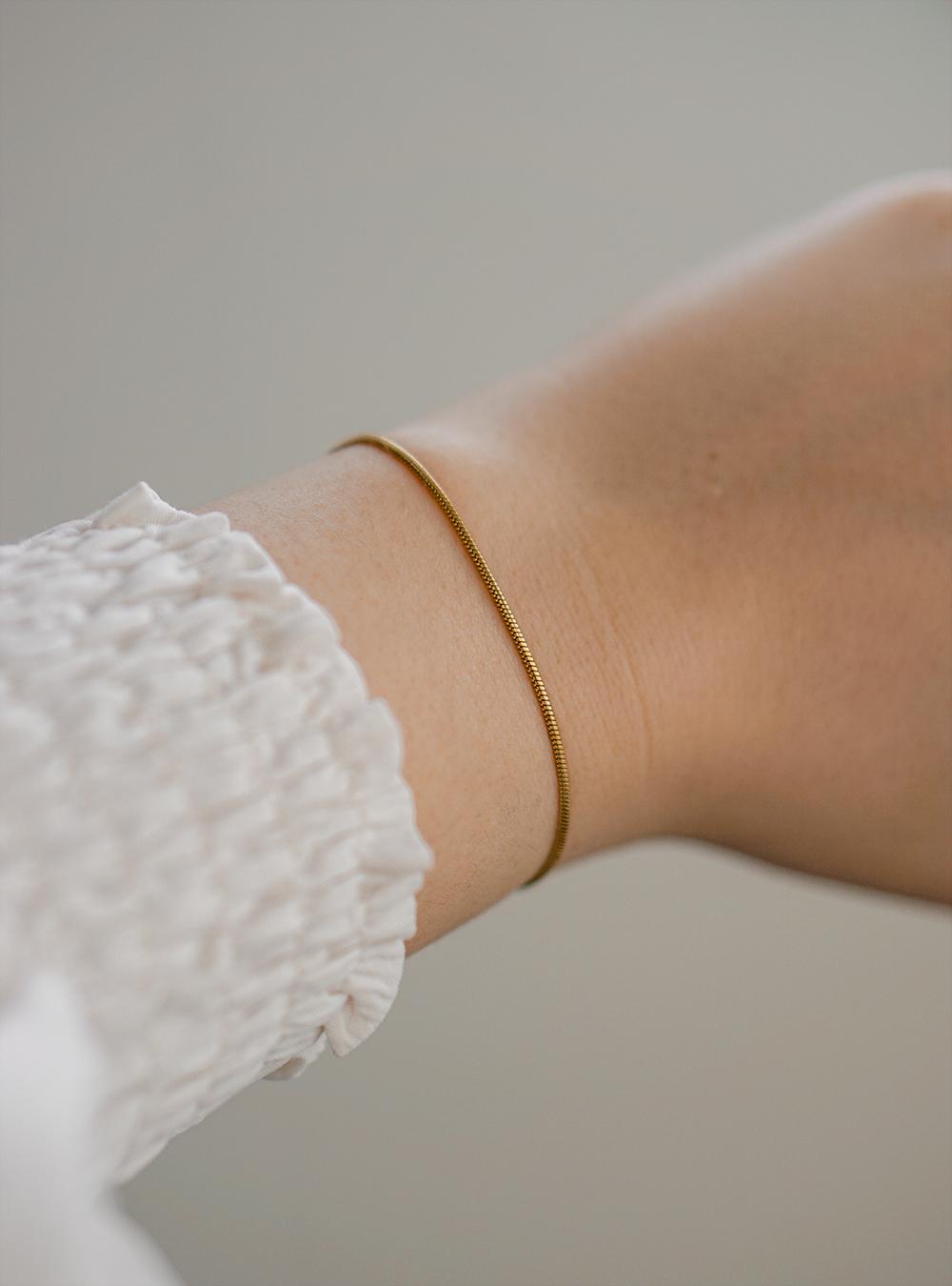 Ana – Guld armbånd