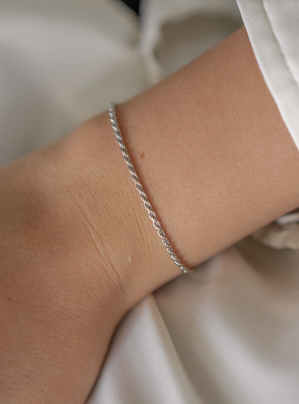 Aya – Sølv armbånd