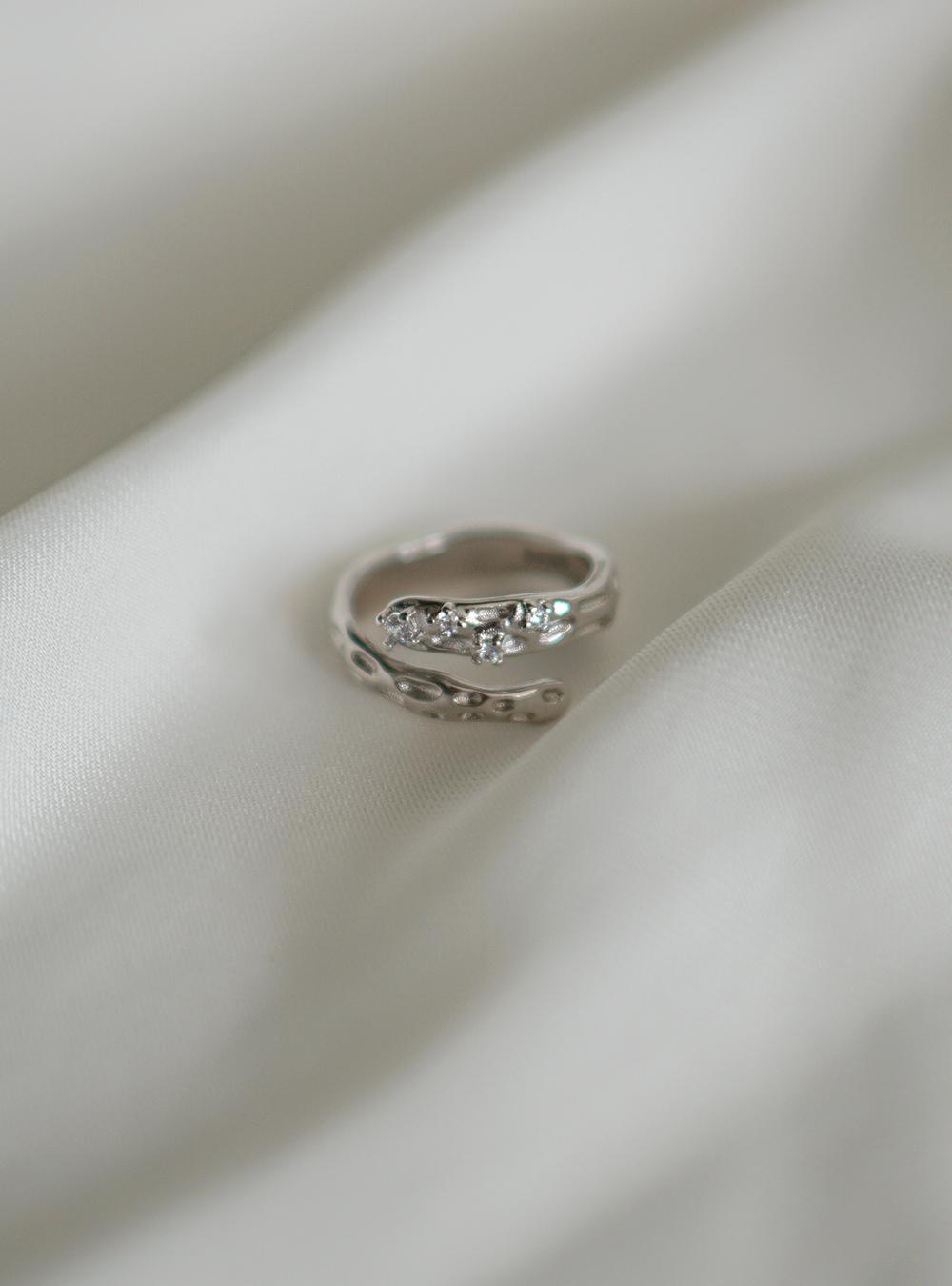 Samira – Sølv ring