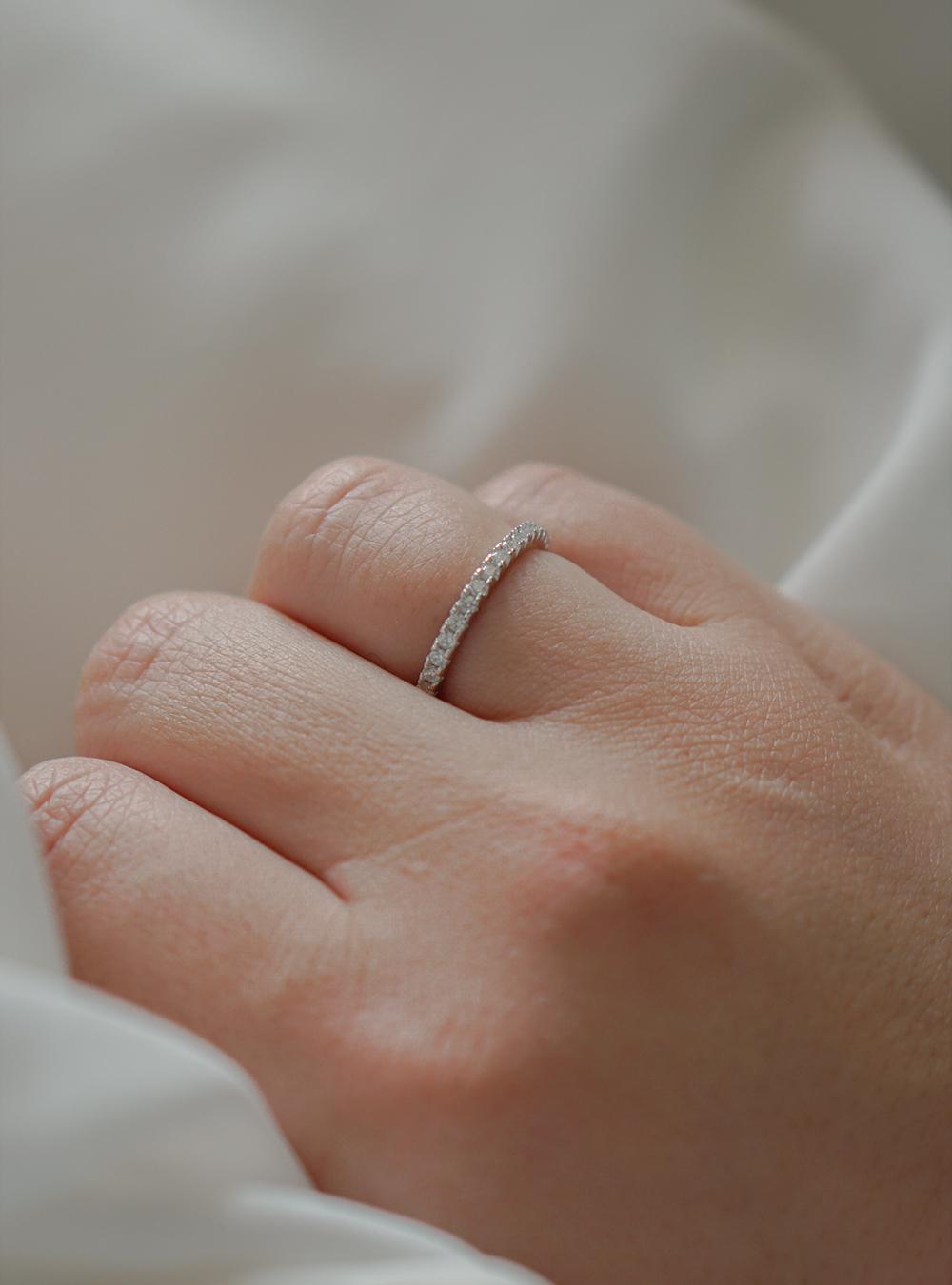 Alba – Sølv ring