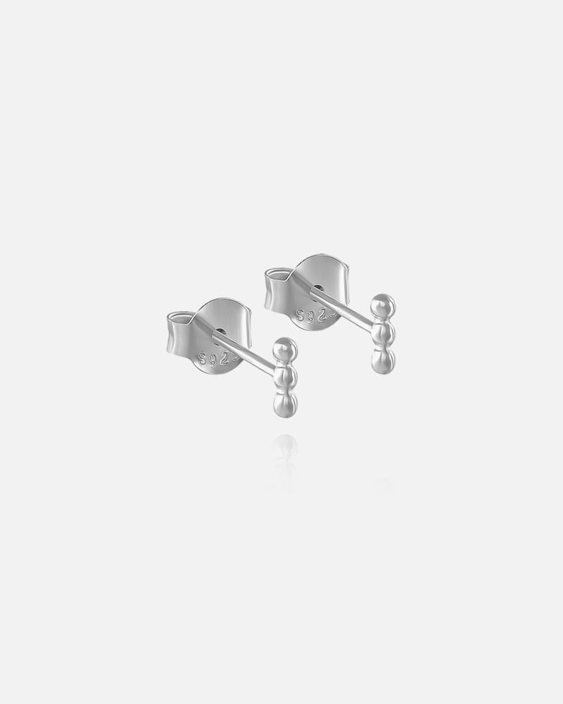 Trio – Sølv ørestikkere