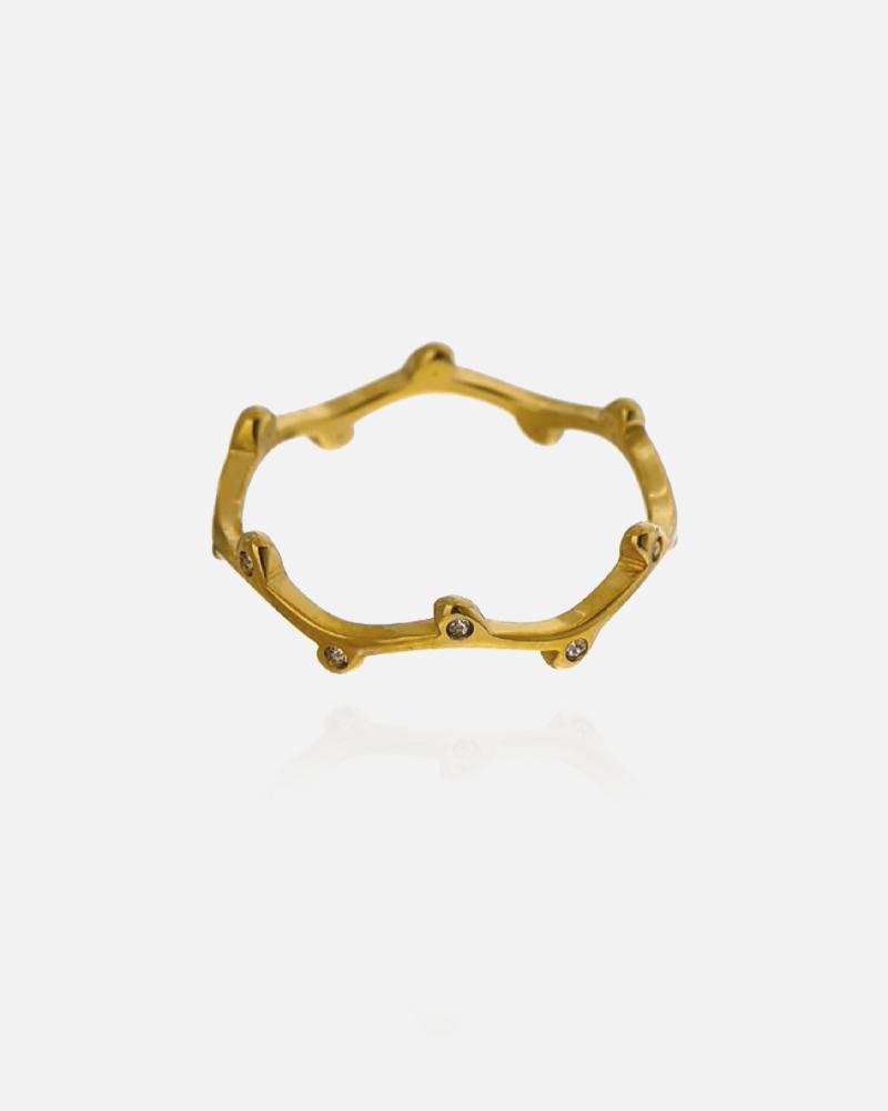 Elly – Guld ring
