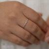 Isabel - sølv ring