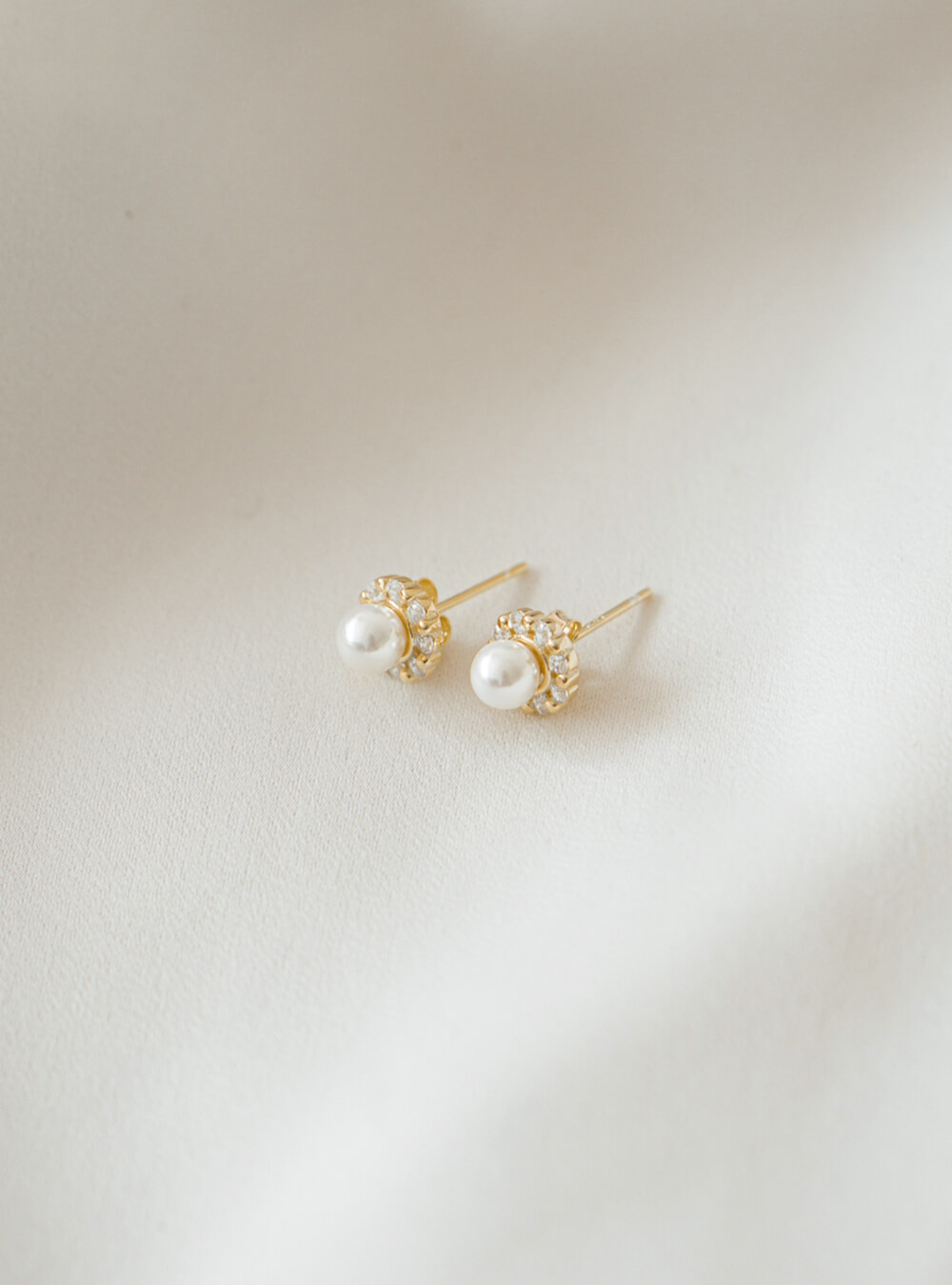 Jada – Guld øreringe