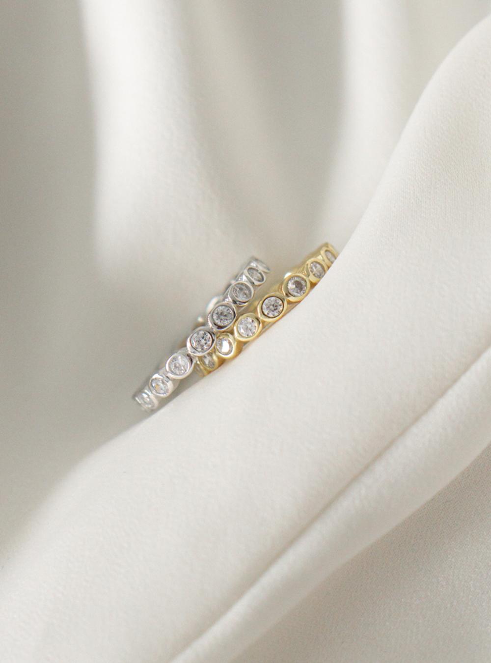 Isadora – Sølv ring