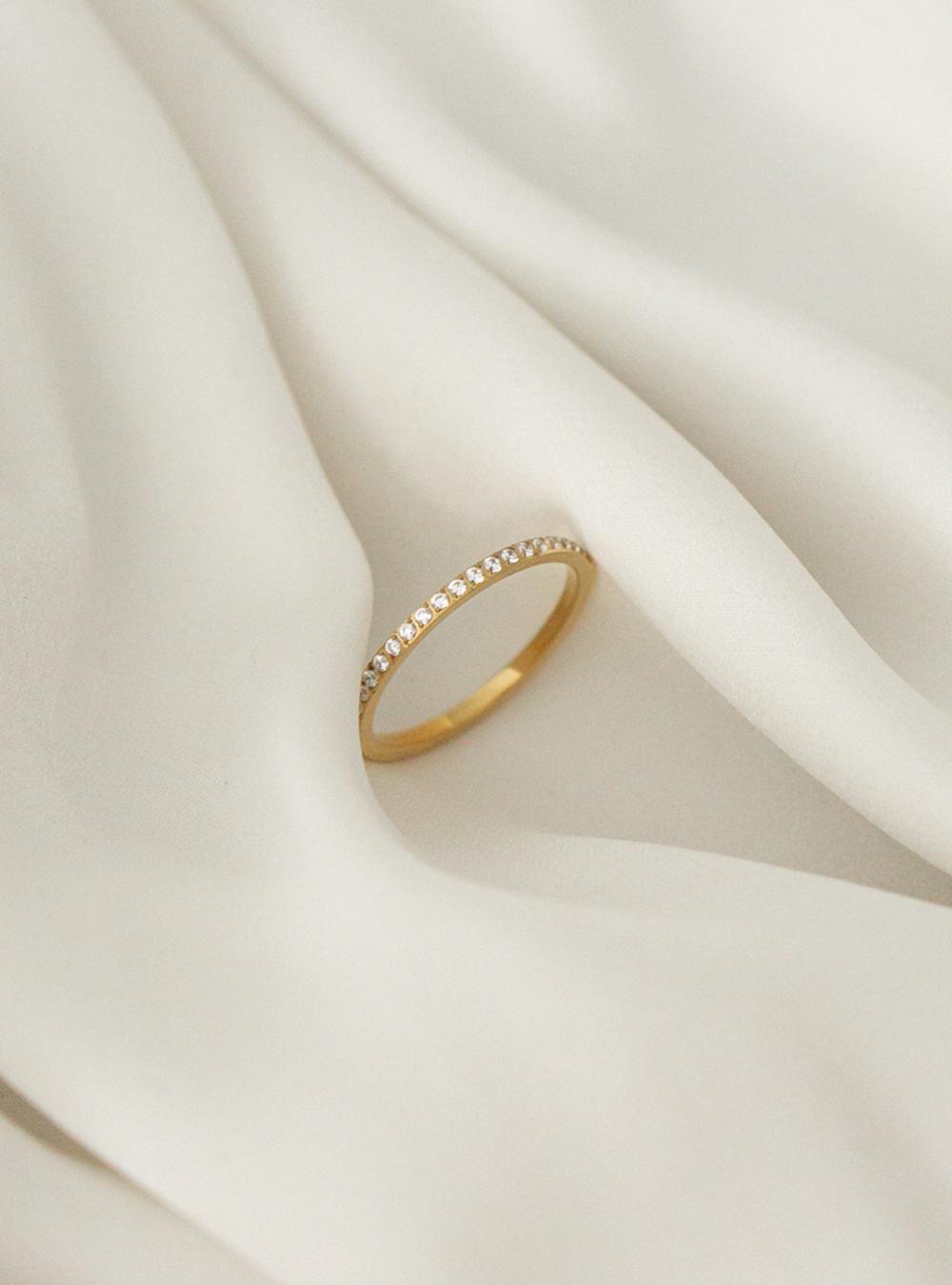 Alba – Guld ring