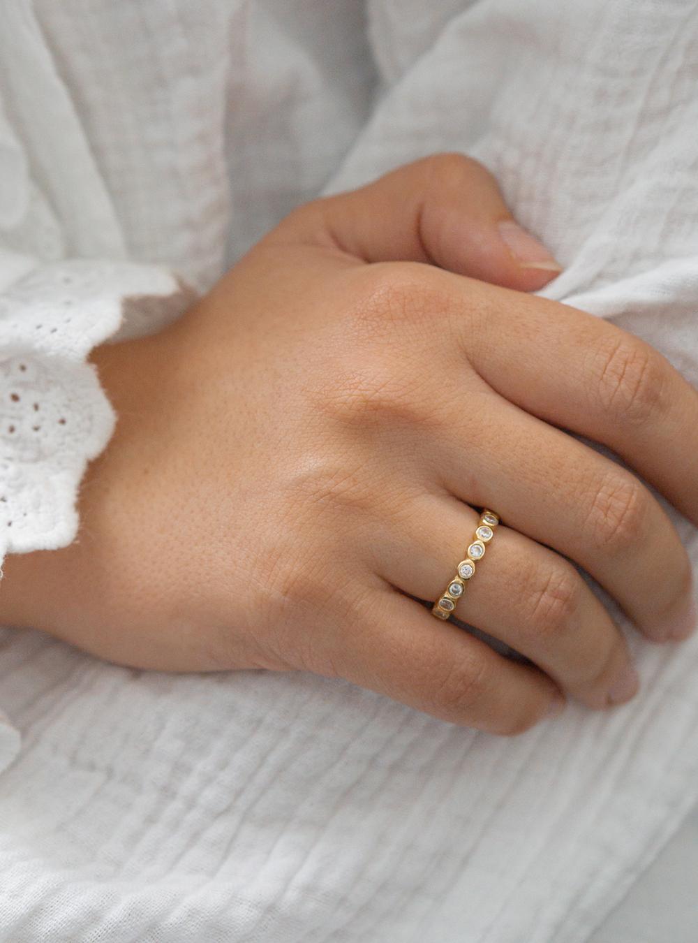 Isadora – Guld ring