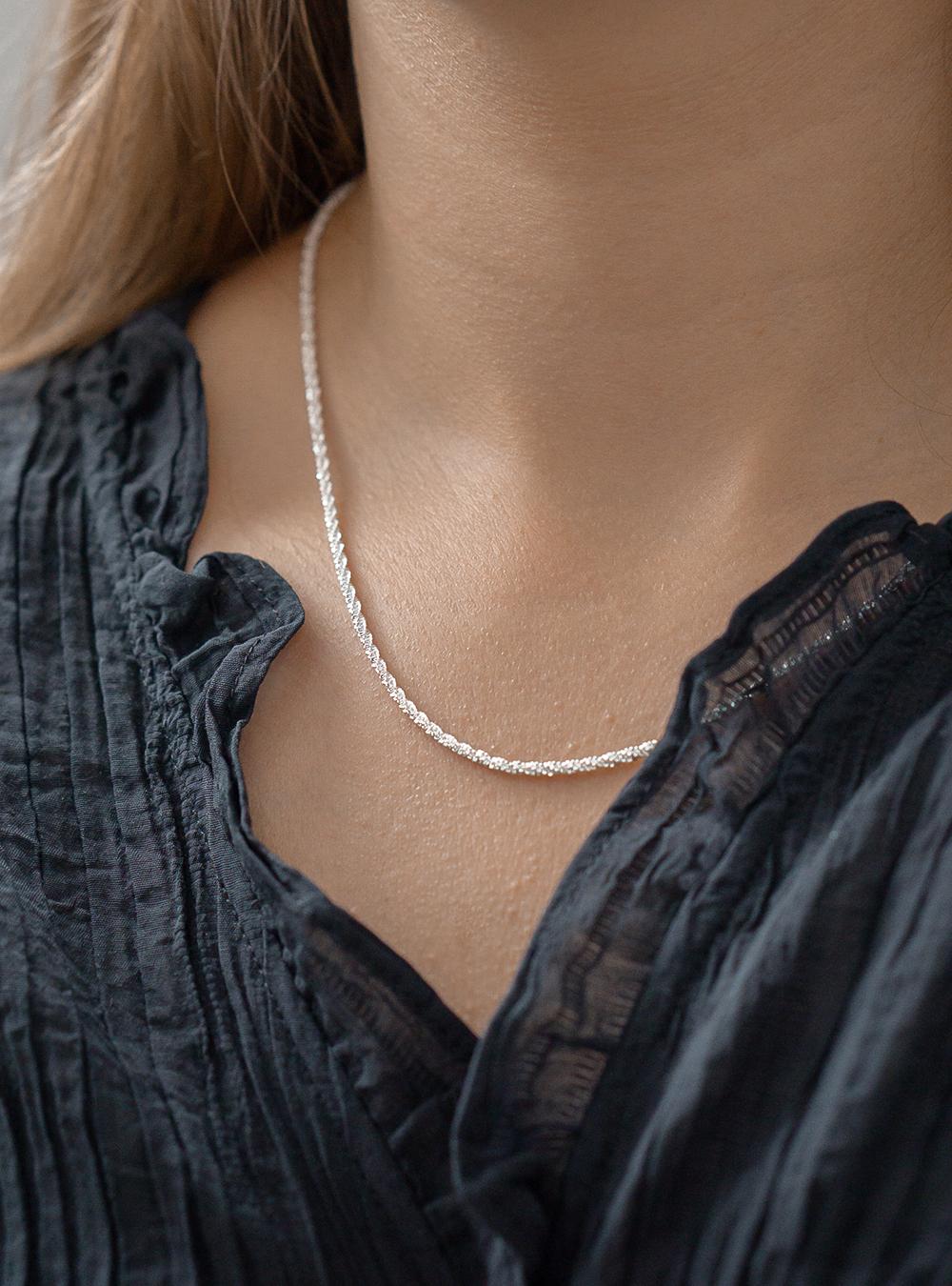 Ciara – Sølv halskæde